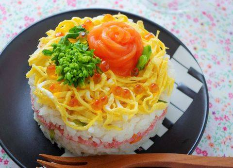 ママカフェ~もうすぐひな祭り!ミニちらし寿司を作ろう~ @ 木くばりの家